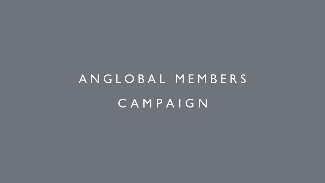 ANGLOBAL MEMBERS CAMPAIGNのご案内