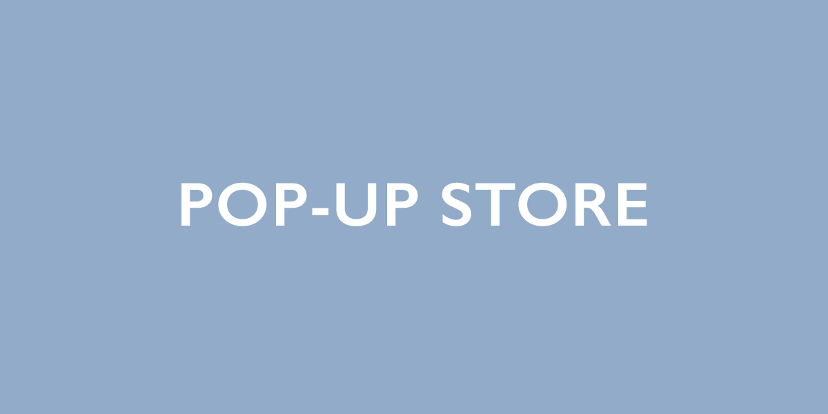 POP UP STORE NEWS